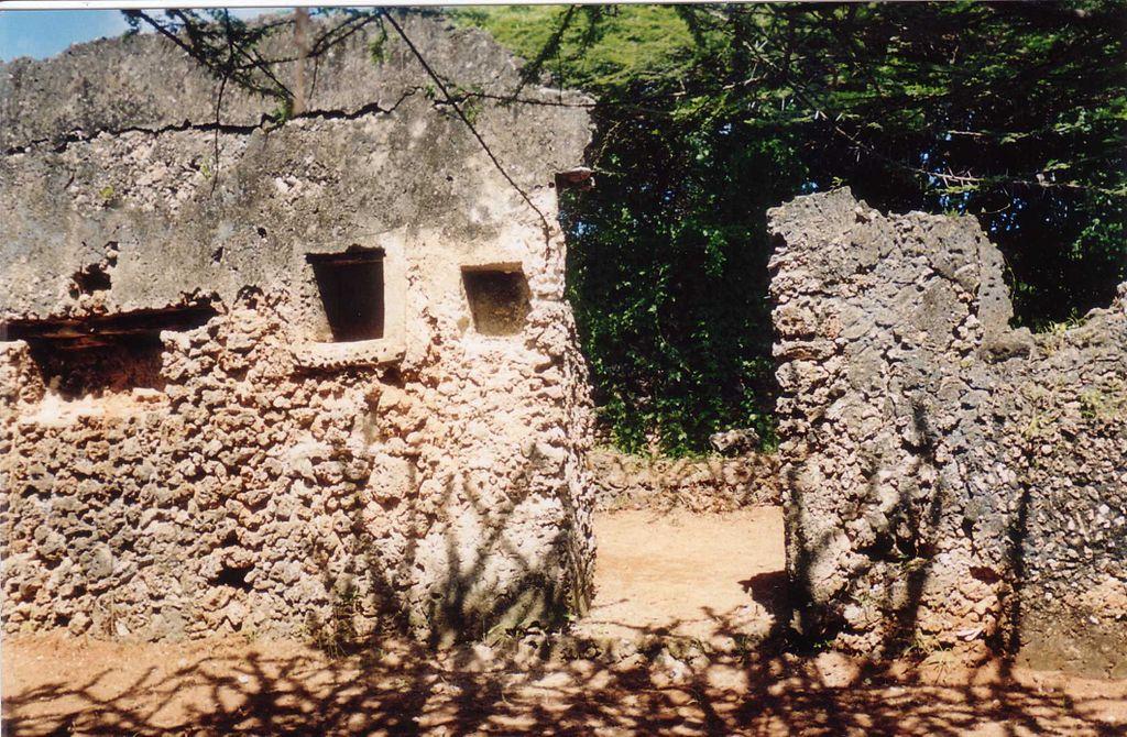 les ruines de Takwa ont été inscrites au patrimoine national du Kenya
