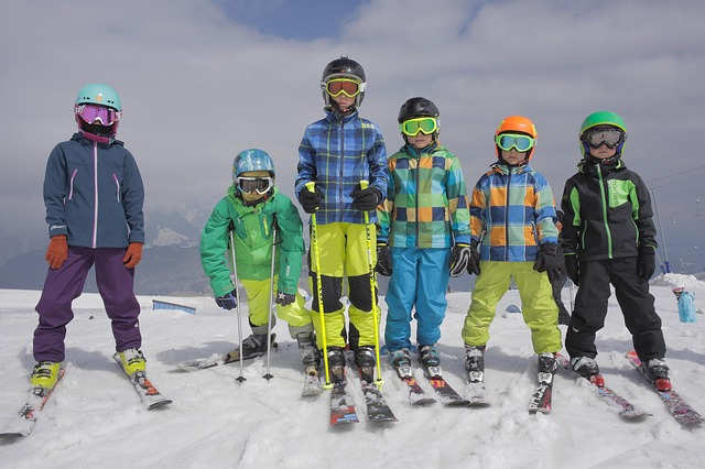 partir skier dans les pyrénées