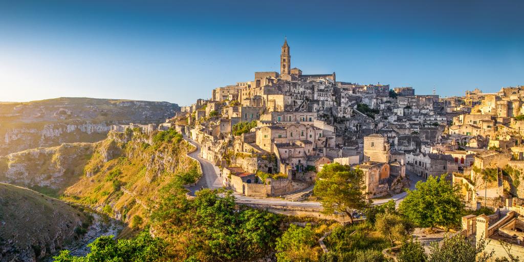 Matera, capitale de la culture européenne en Italie