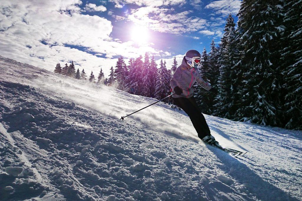 piste de ski à Valloire